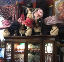 Beautiful Hats and Room Decor