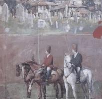 Horsemen Before Alifakovac