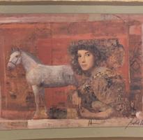 Zena I Konj