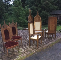 Chairs for a King