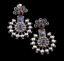 Earrings Fojnica srebro