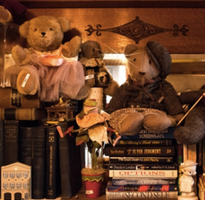 Teddy Bears and Room Decor