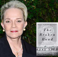 The Broken Road Signed by Peggy Wallace Kennedy